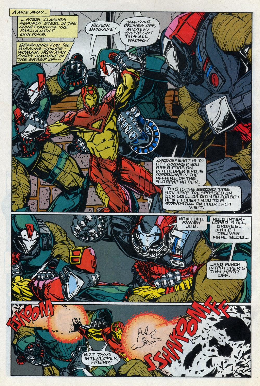 Force Works Issue #12 #12 - English 5