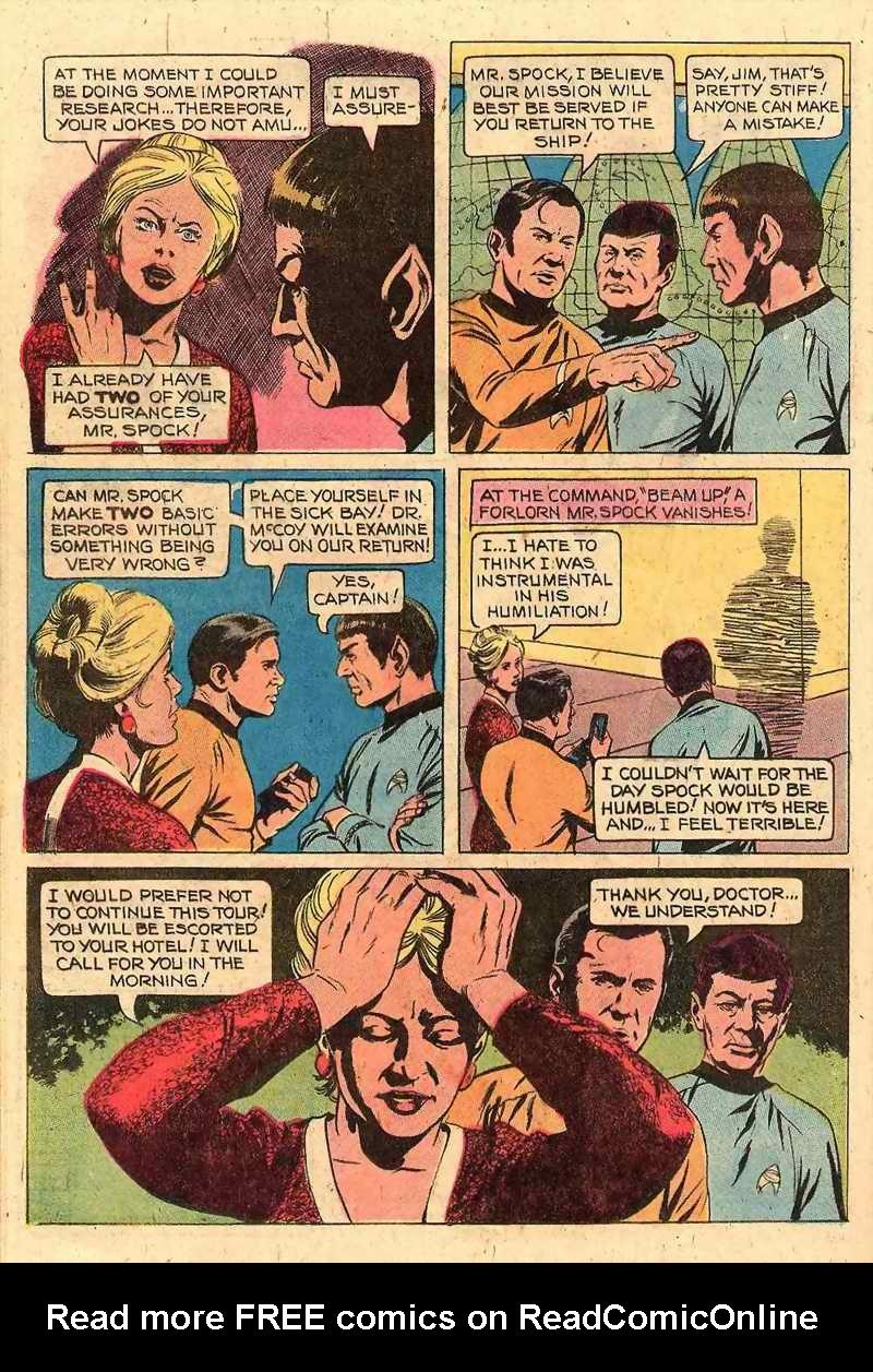 Star Trek (1967) #59 #59 - English 16