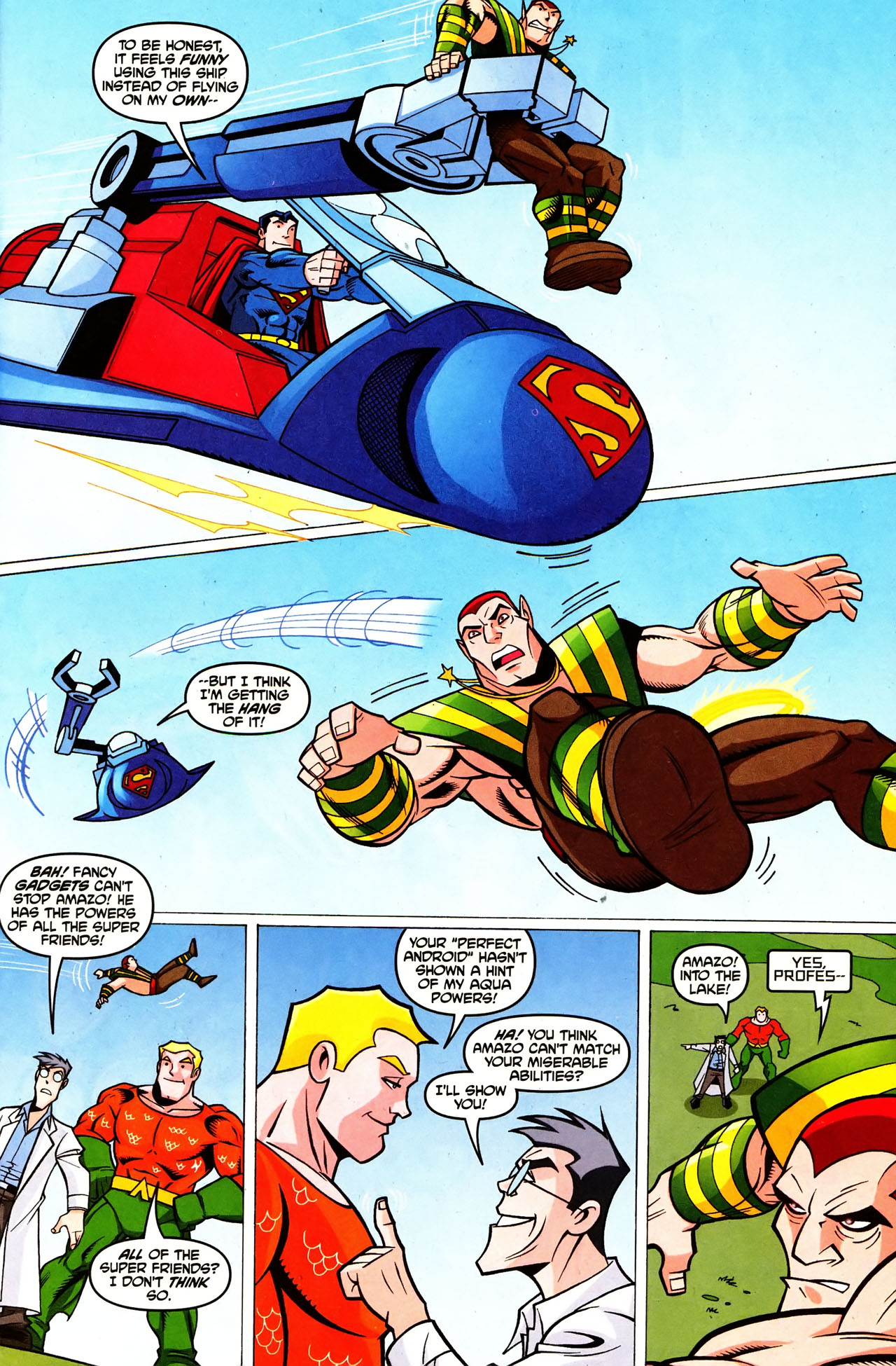 Super Friends #1 #29 - English 27