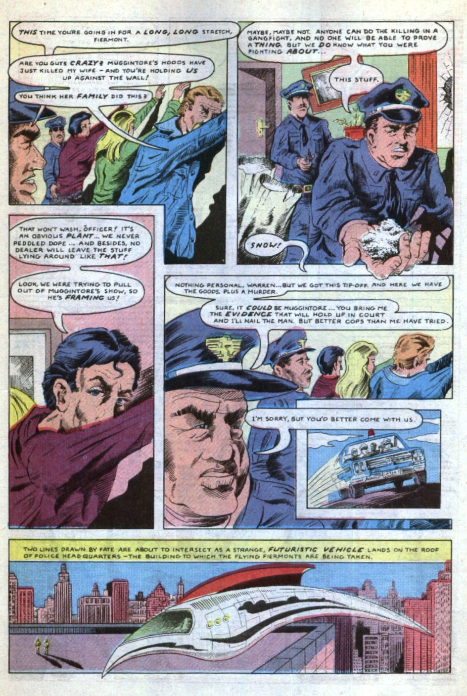 Read online Scary Tales comic -  Issue #40 - 9