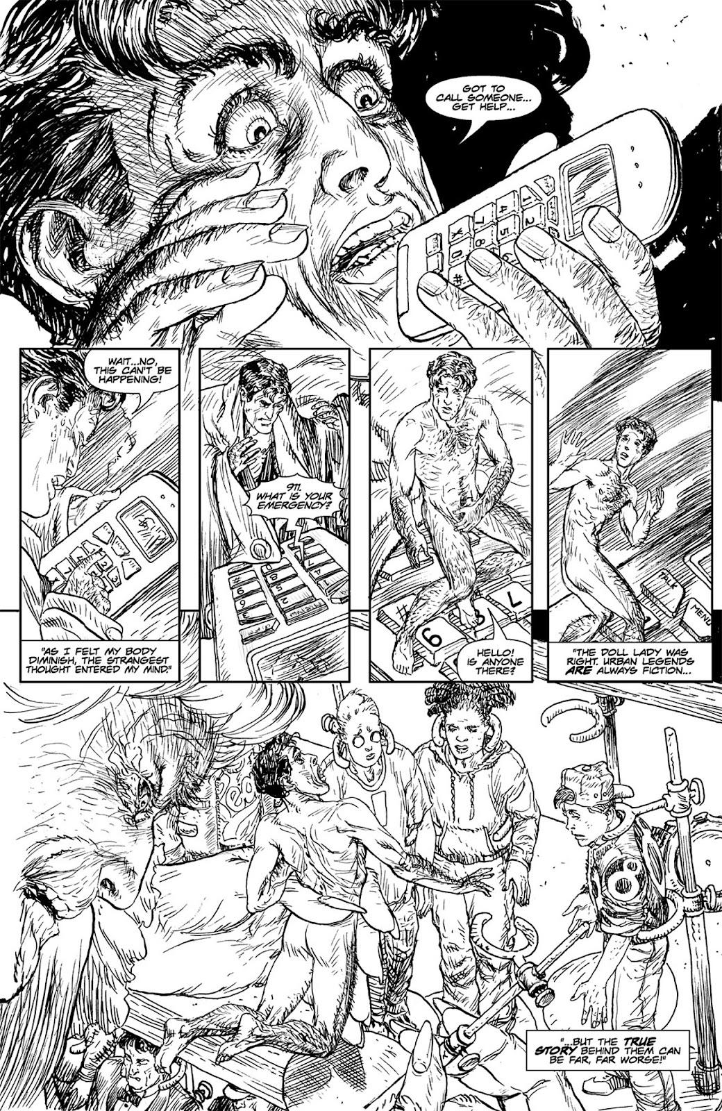 Creepy (2009) Issue #4 #4 - English 12