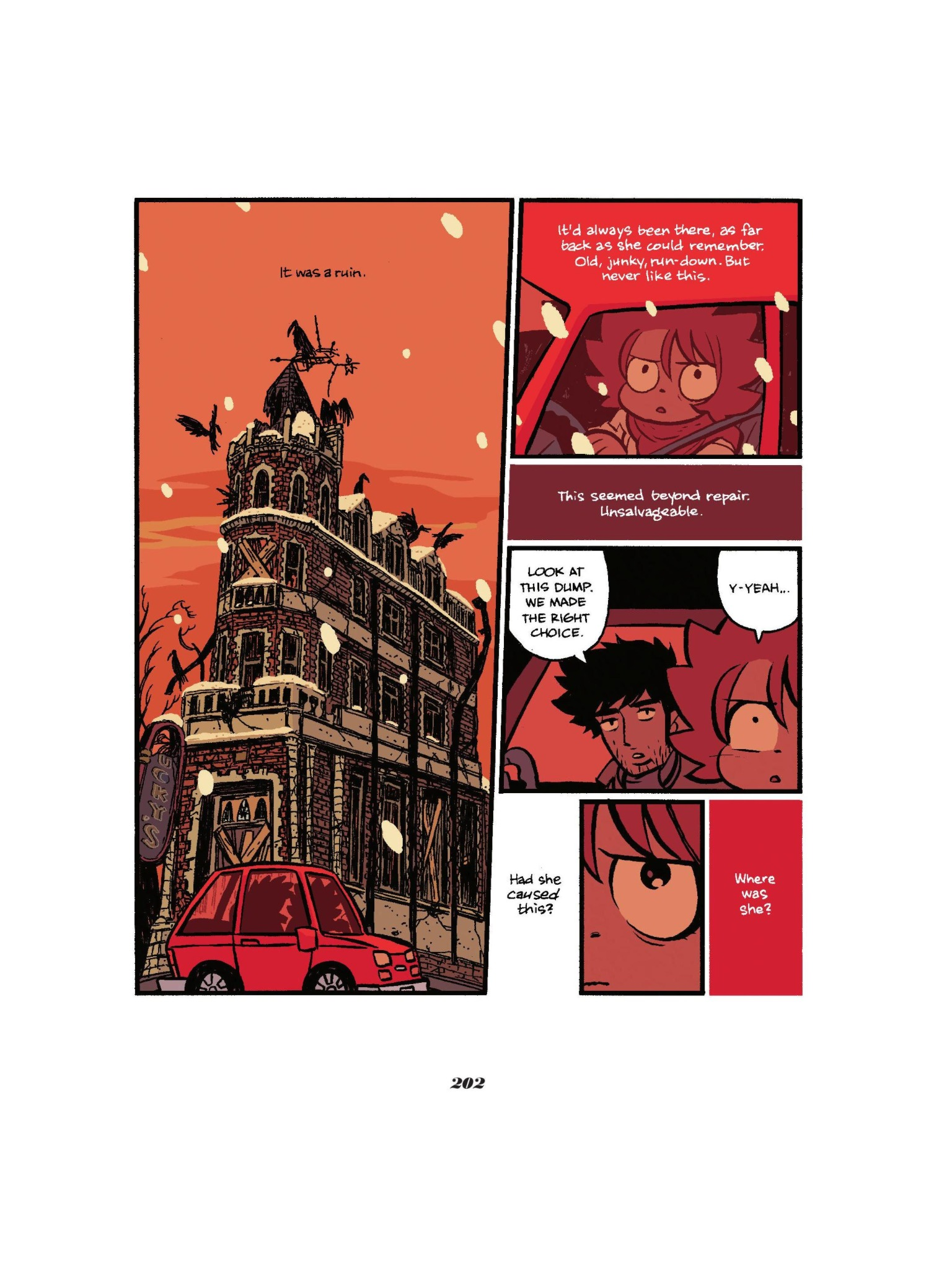 Read online Seconds comic -  Issue # Full - 203