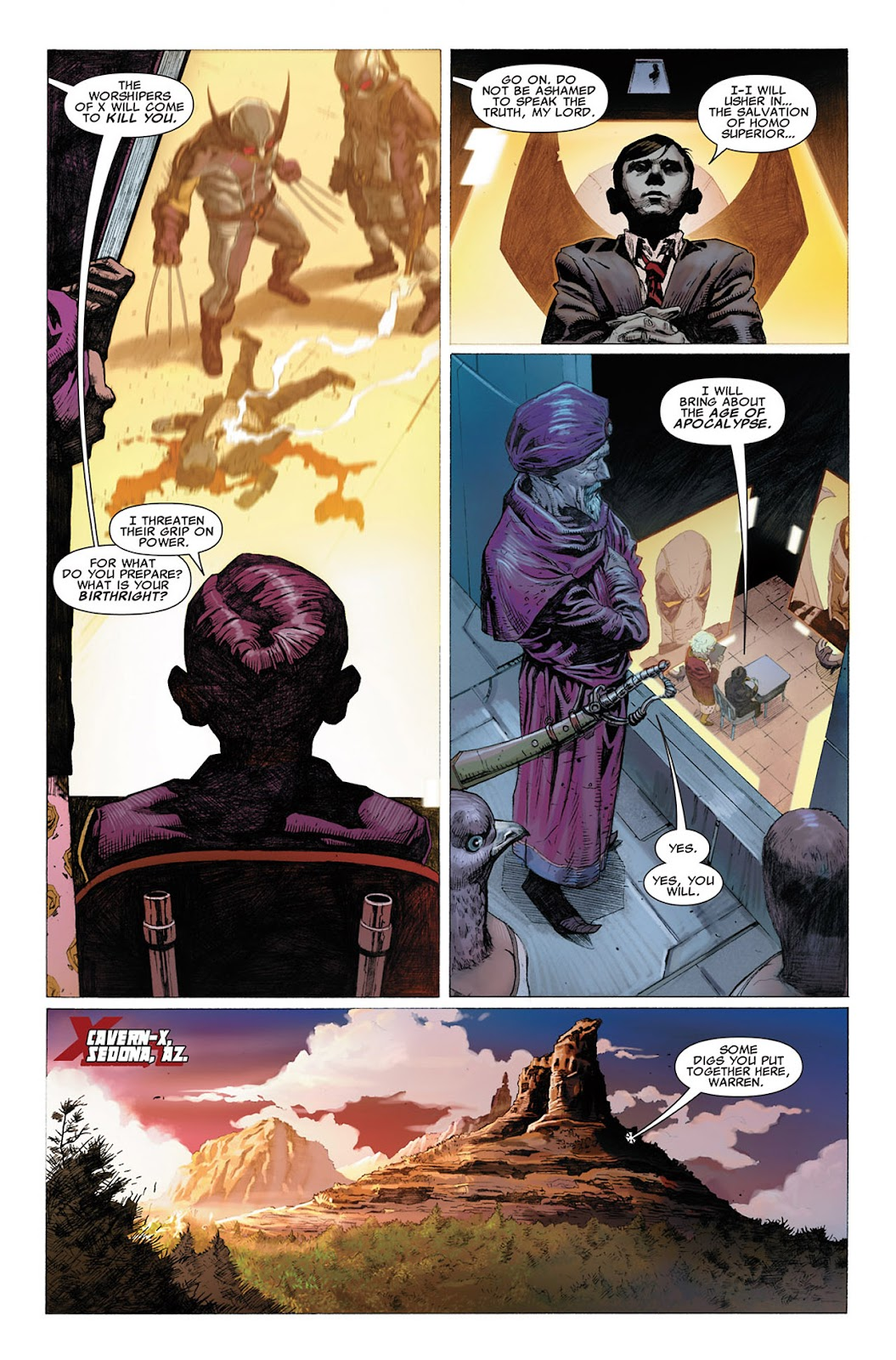 Uncanny X-Force (2010) Issue #2 #2 - English 9