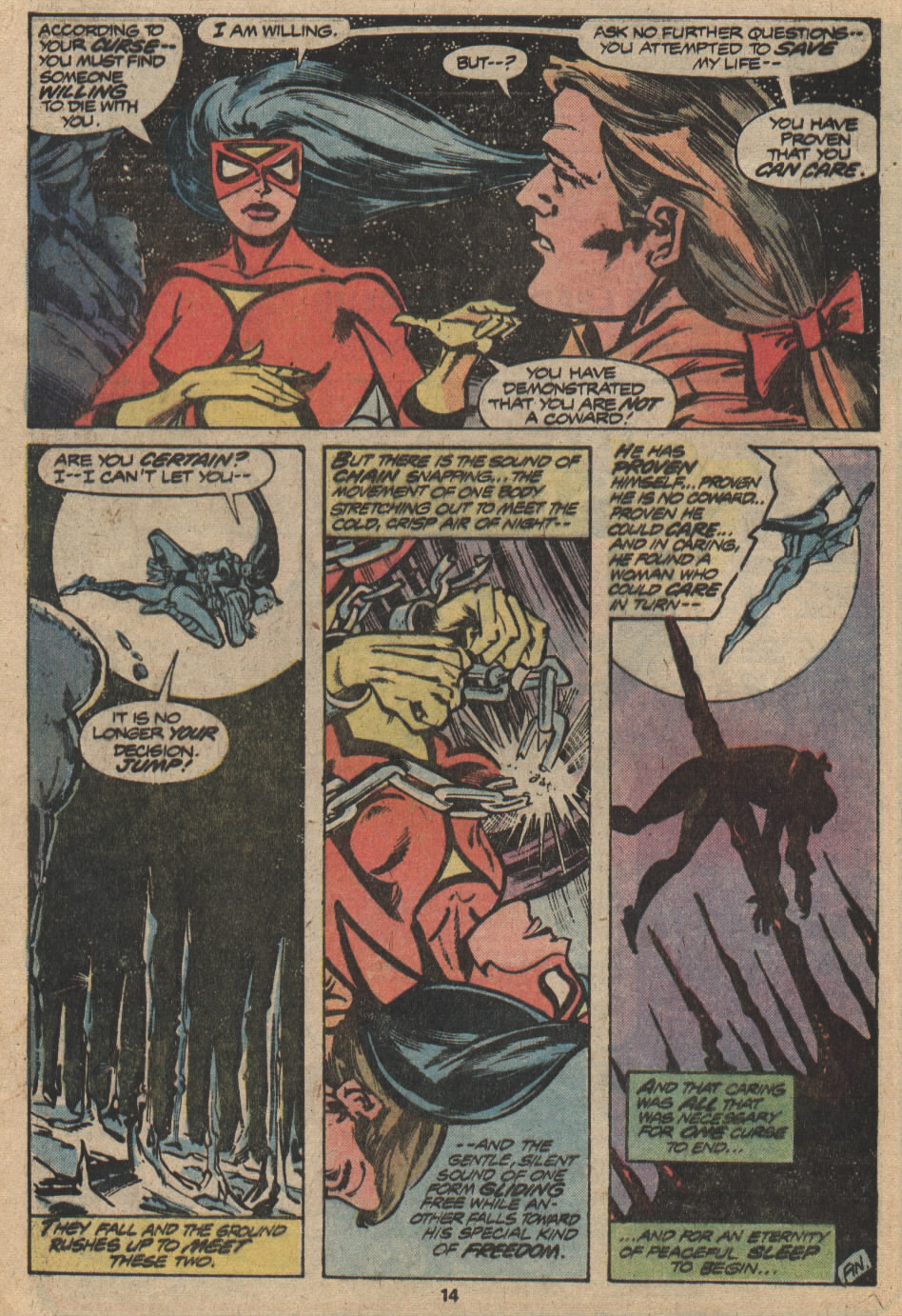 Spider-Woman (1978) Issue #8 #8 - English 10
