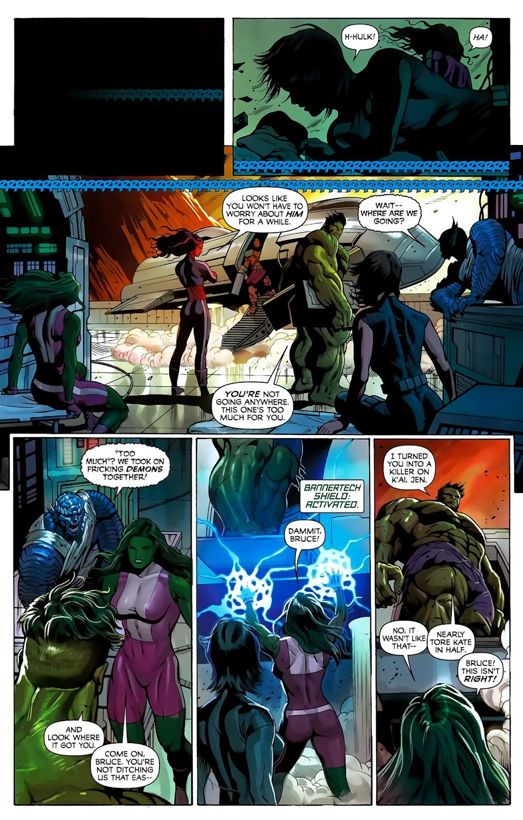 Incredible Hulks (2010) Issue #623 #13 - English 9