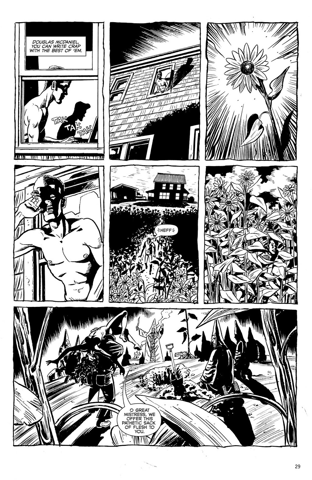 Creepy (2009) Issue #5 #5 - English 31