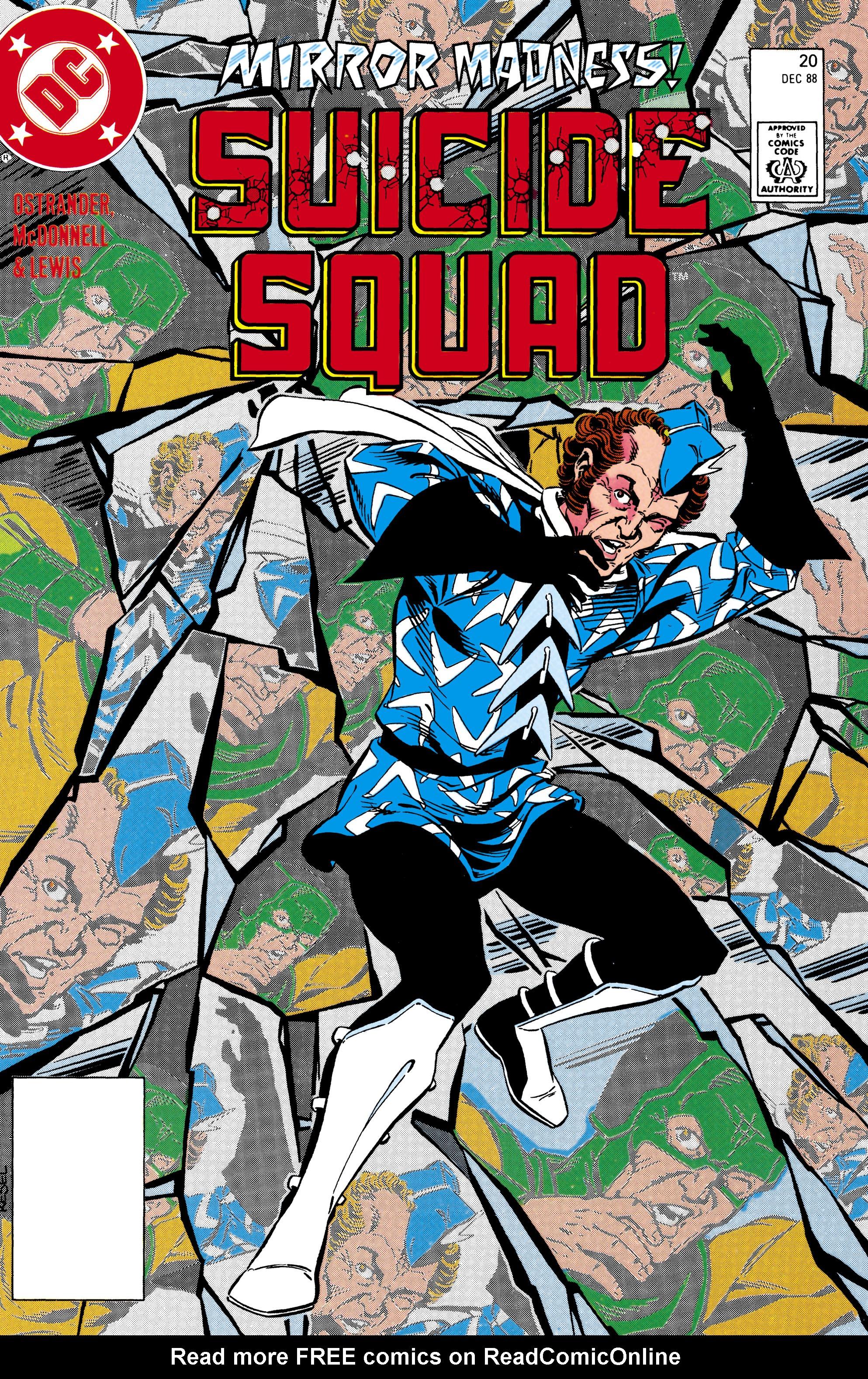 Suicide Squad (1987) 20 Page 1