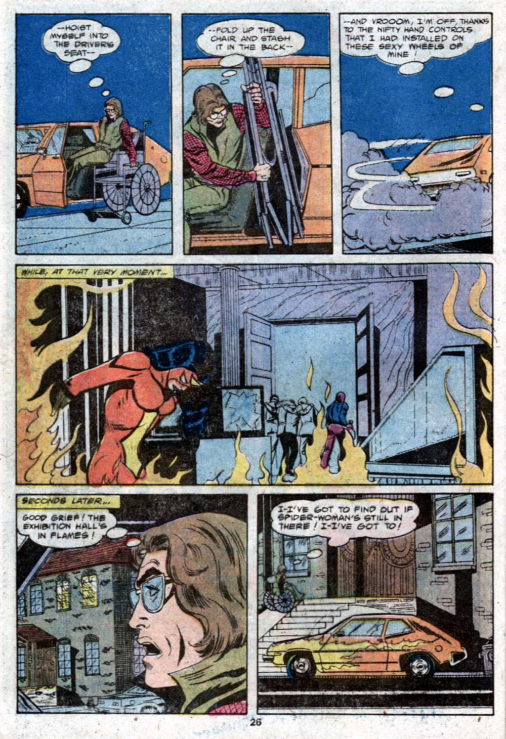 Spider-Woman (1978) Issue #23 #23 - English 16