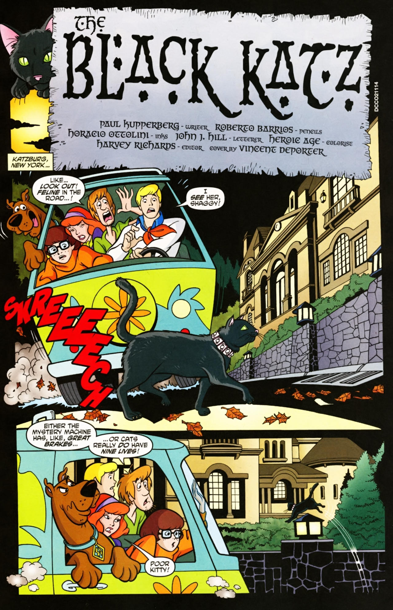 Read online Scooby-Doo (1997) comic -  Issue #150 - 2