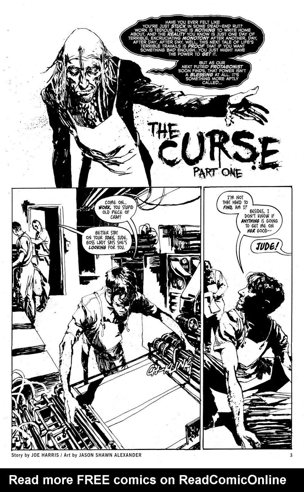 Creepy (2009) Issue #1 #1 - English 5