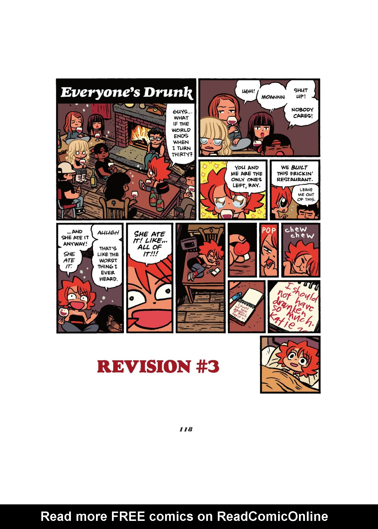 Read online Seconds comic -  Issue # Full - 119