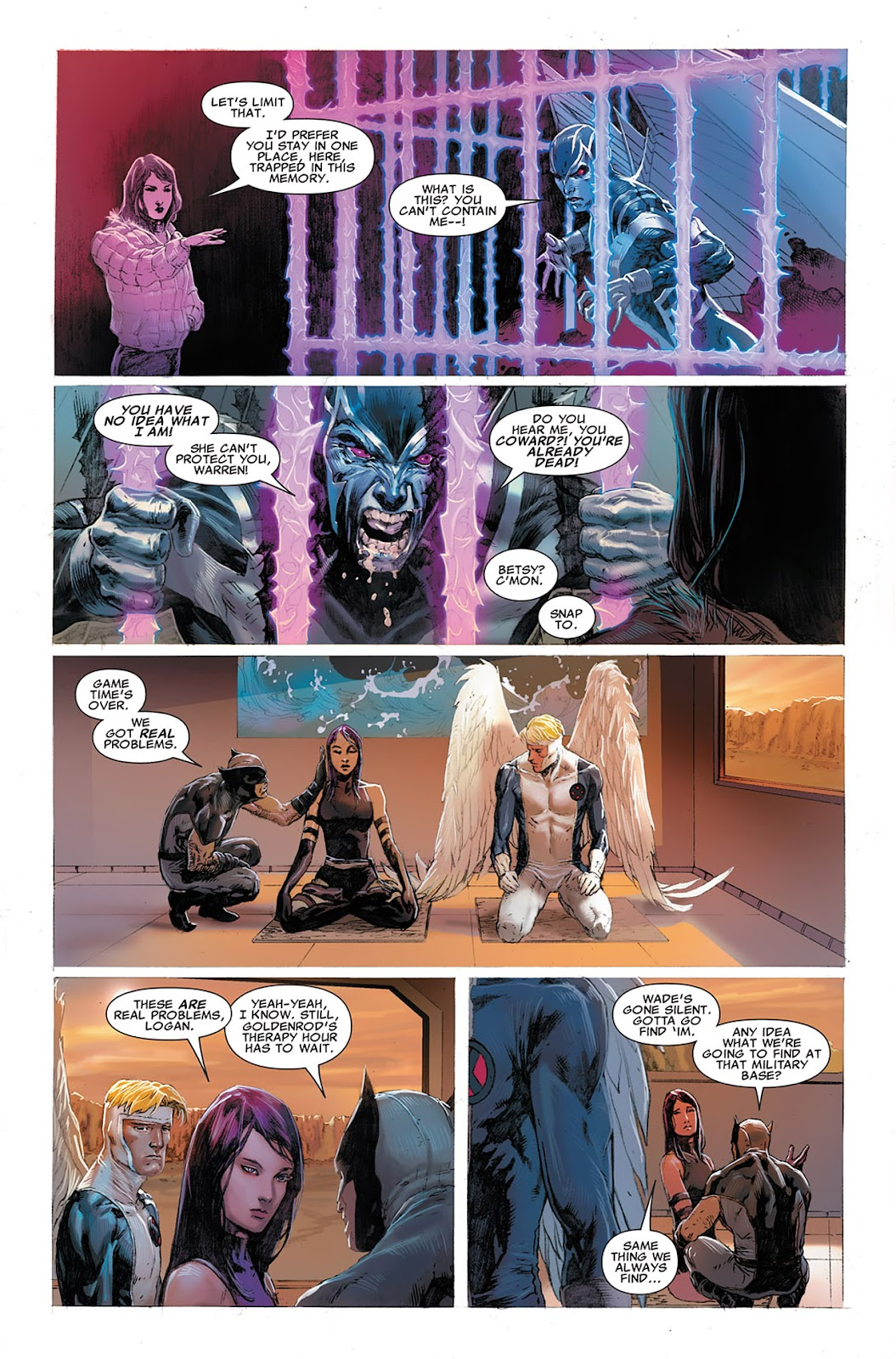 Uncanny X-Force (2010) Issue #8 #9 - English 8