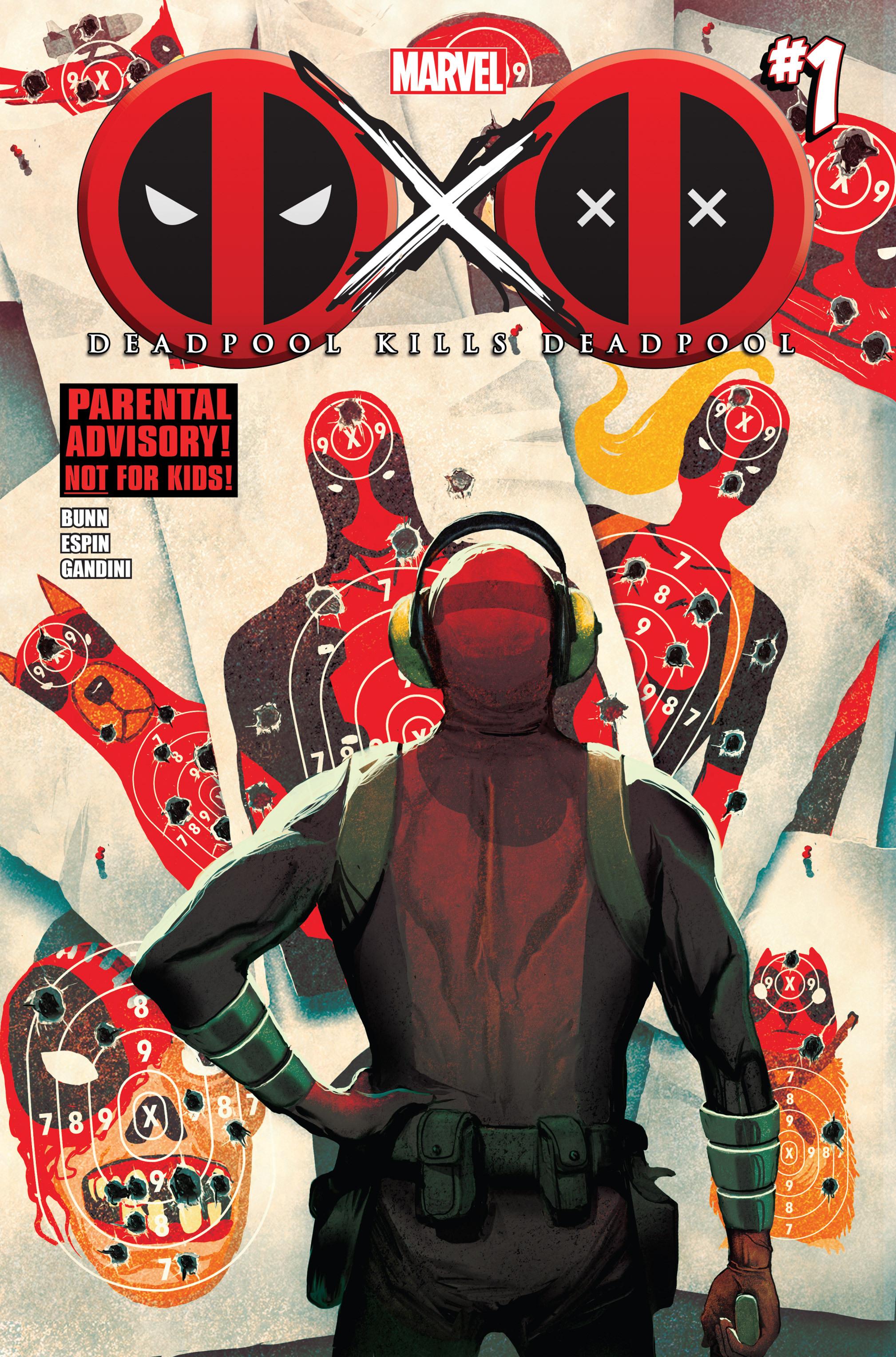Deadpool Kills Deadpool 1 Page 1