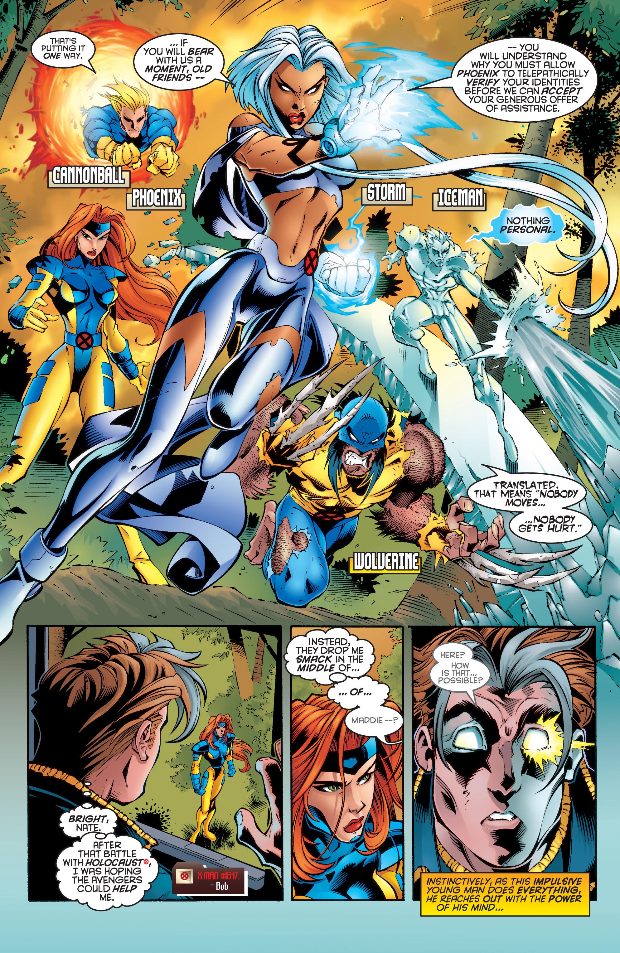 Uncanny X-Men (1963) 335 Page 8