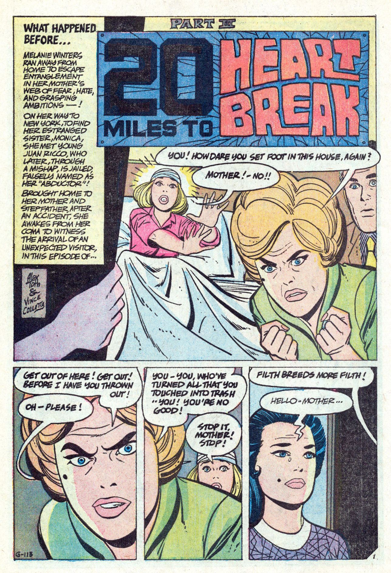 Read online Secret Hearts comic -  Issue #142 - 10