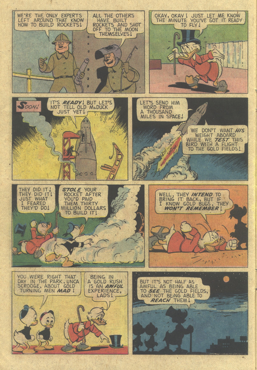 >Uncle Scrooge (1953) Iss #288 - English 10