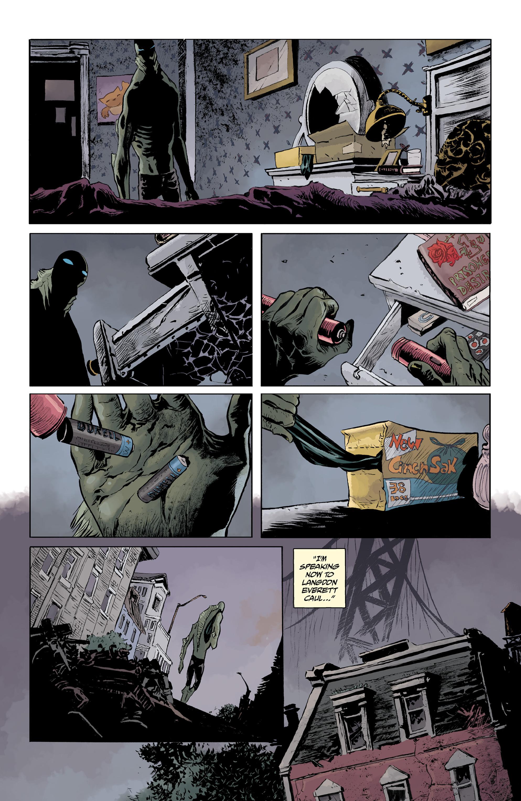 Read online Abe Sapien comic -  Issue #32 - 10