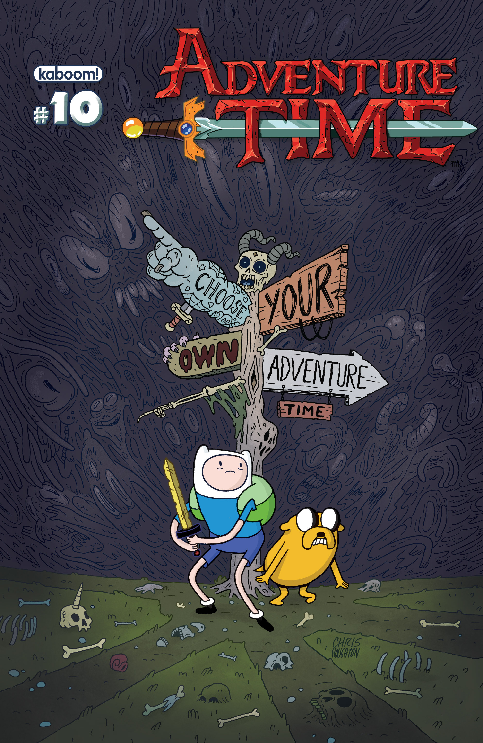Adventure Time 10 Page 1
