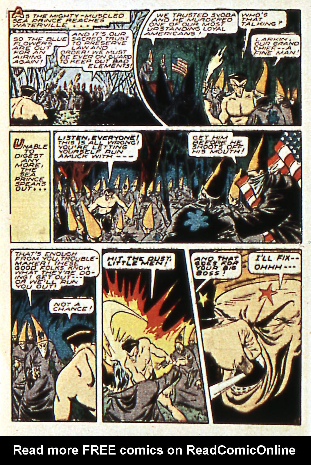 Sub-Mariner Comics Issue #17 #17 - English 8