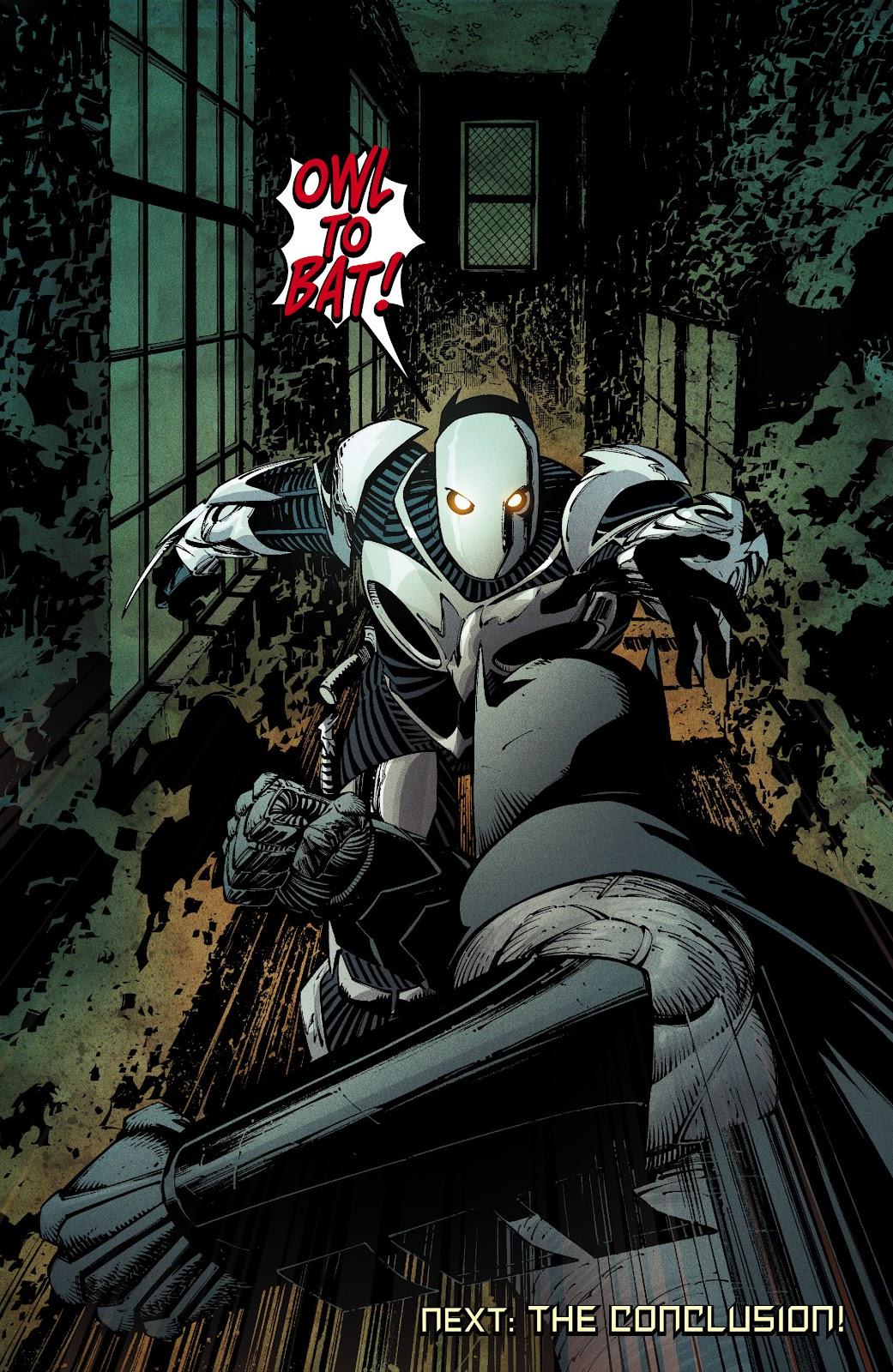 Batman (2011) Issue #10 #25 - English 22