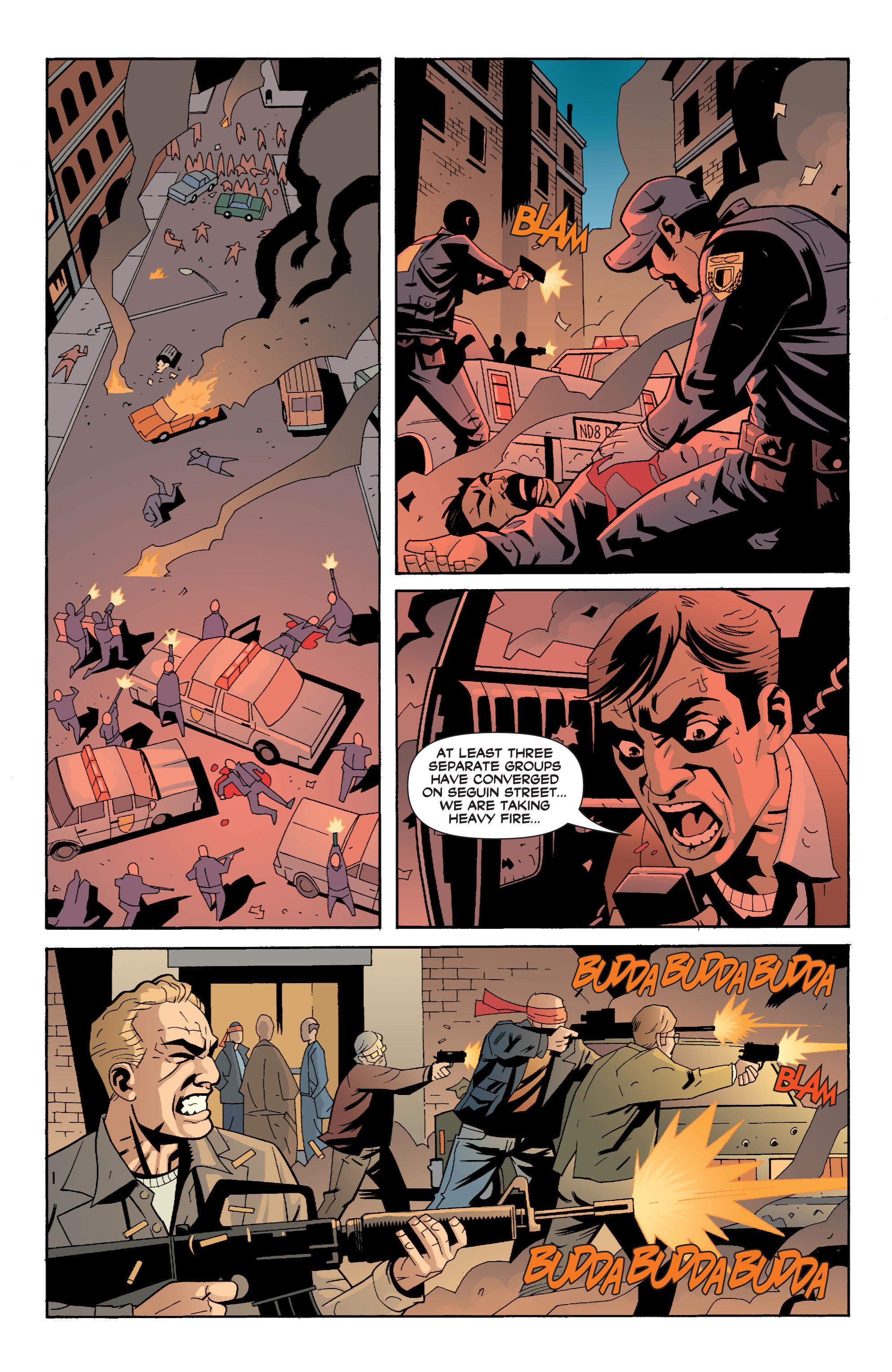 Read online Batman: War Games comic -  Issue #6 - 13