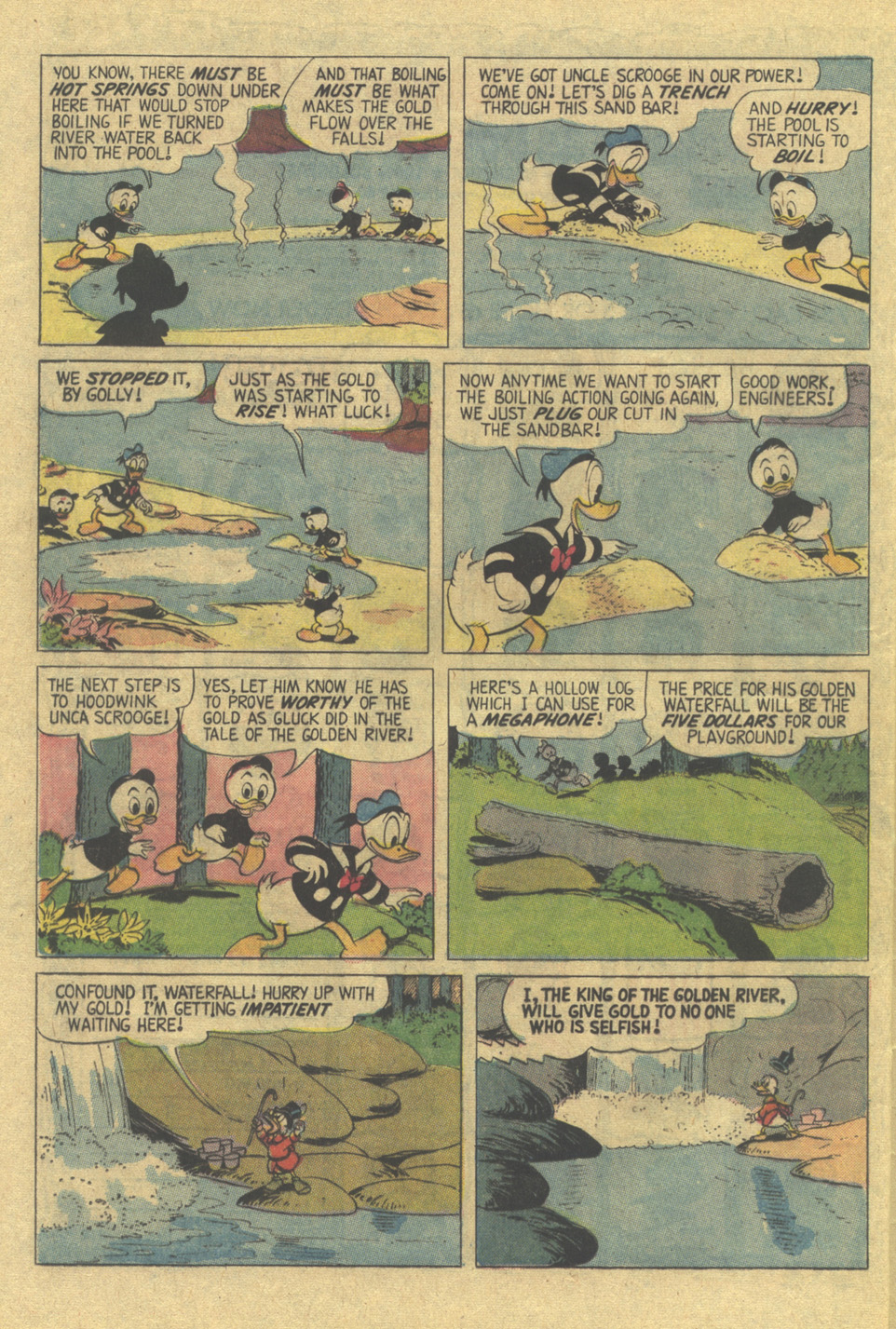 Uncle Scrooge (1953) Issue #110 #110 - English 24