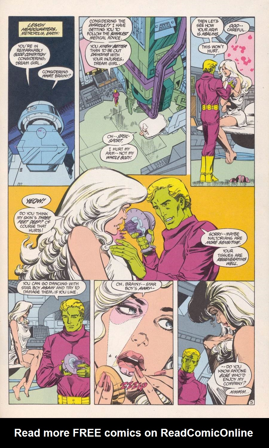Tales of the Legion Issue #353 #40 - English 6