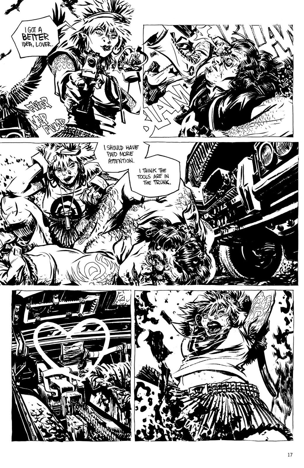Creepy (2009) Issue #2 #2 - English 19