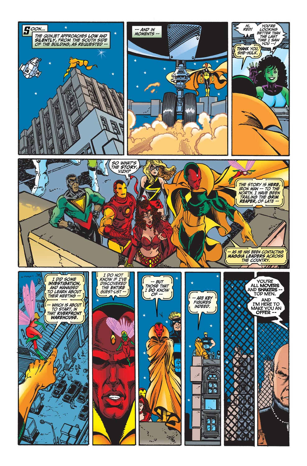Avengers (1998) 31 Page 13