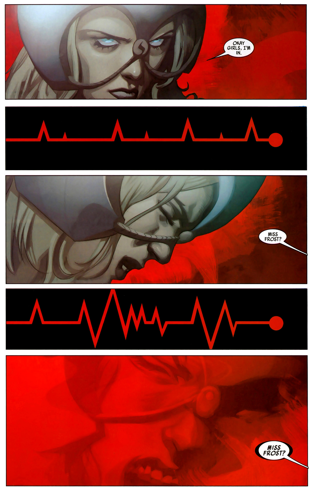 Read online Secret Invasion: X-Men comic -  Issue #2 - 21