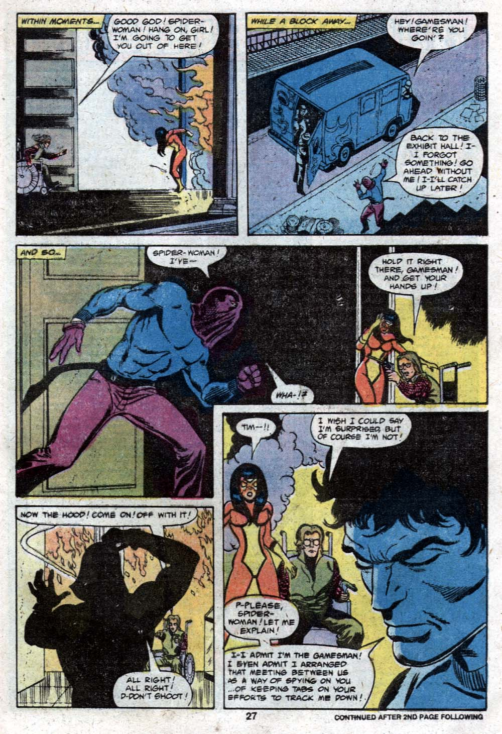 Spider-Woman (1978) Issue #23 #23 - English 17