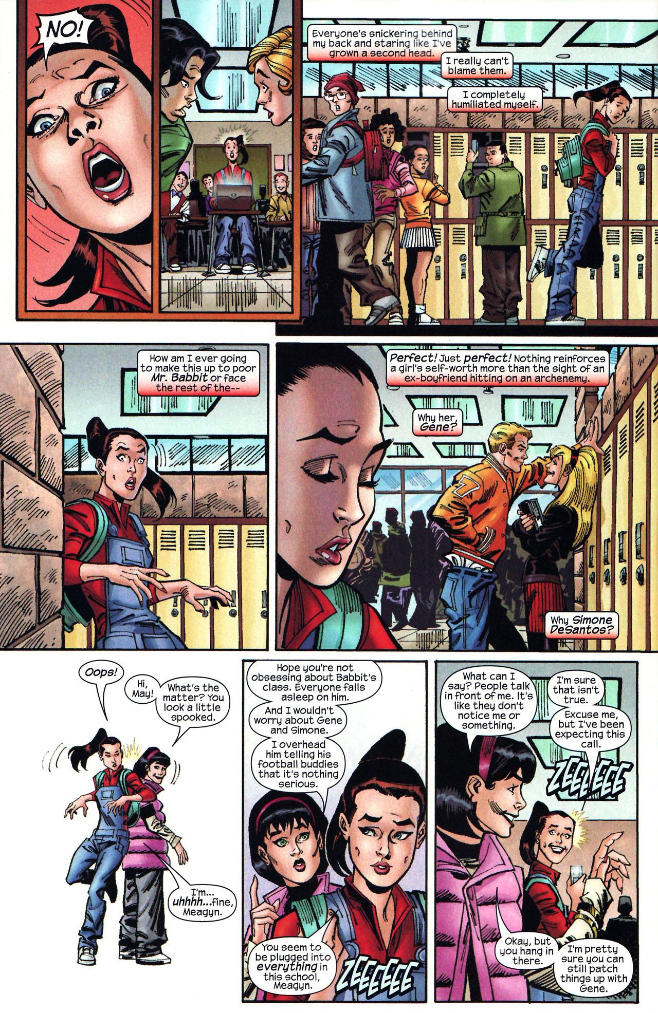 Amazing Spider-Girl #15 #16 - English 20
