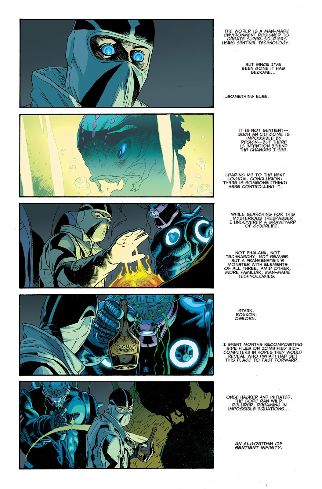 Uncanny X-Force (2010) Issue #5 #5 - English 4