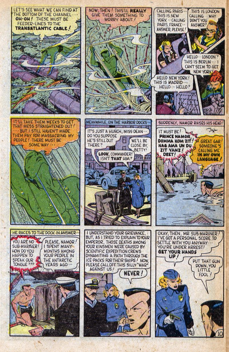 Sub-Mariner Comics #32 #32 - English 30