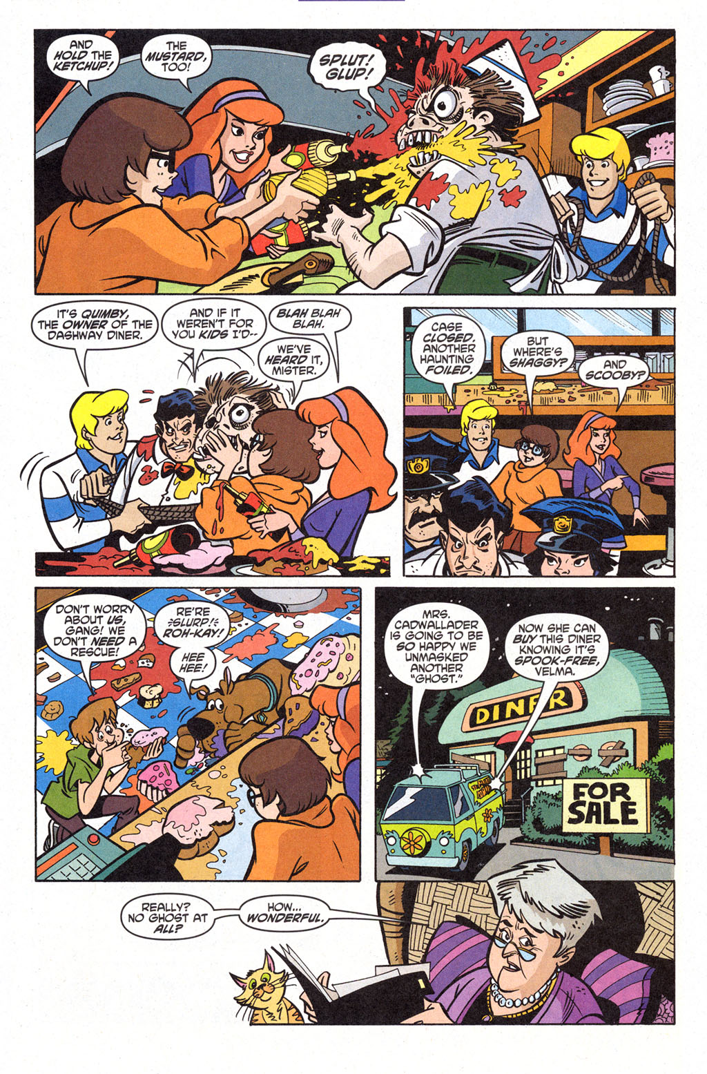 Read online Scooby-Doo (1997) comic -  Issue #98 - 3