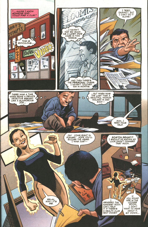Read online Deadman: Dead Again comic -  Issue #5 - 9