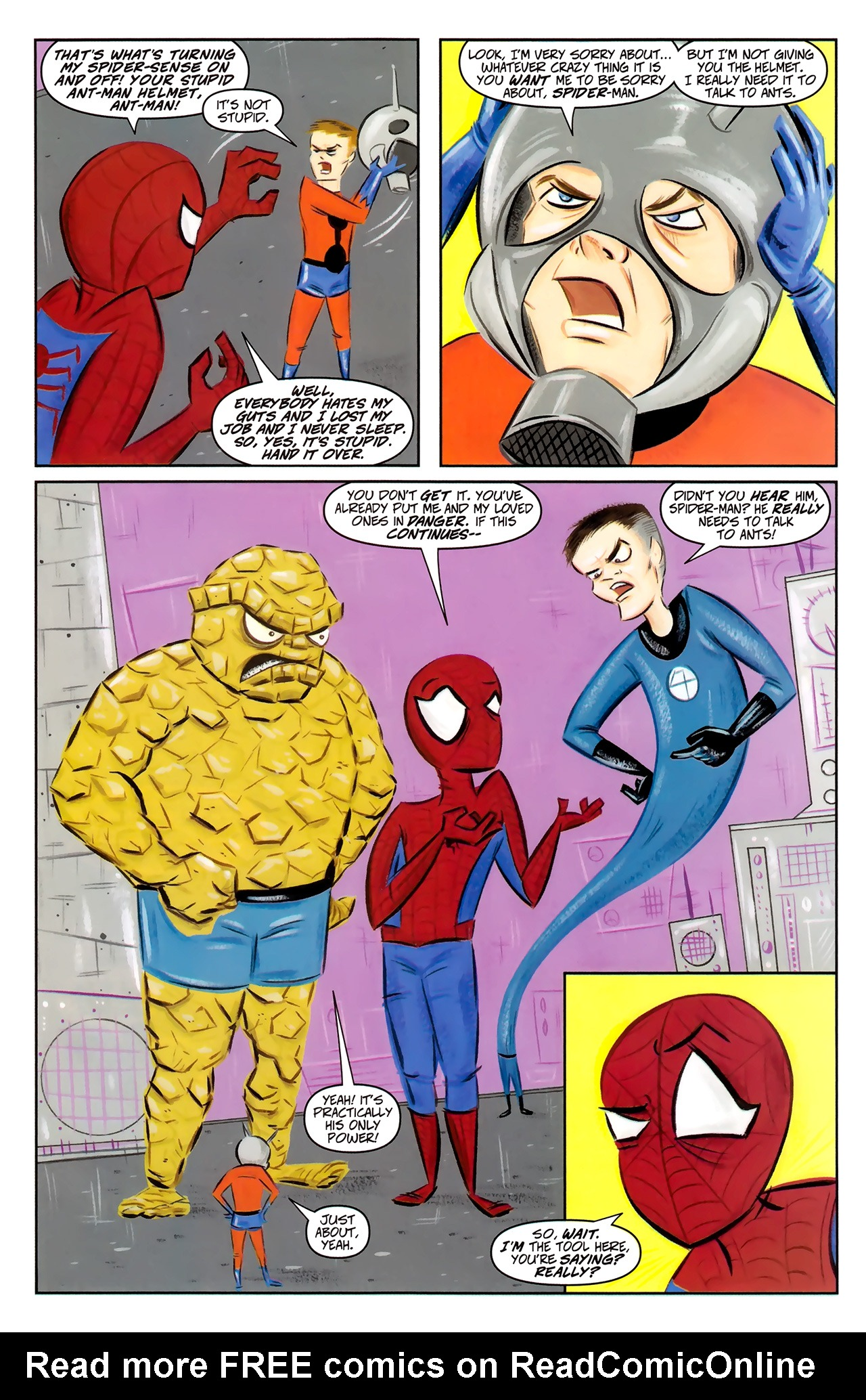 Amazing Spider-Man Family chap 8 pic 48