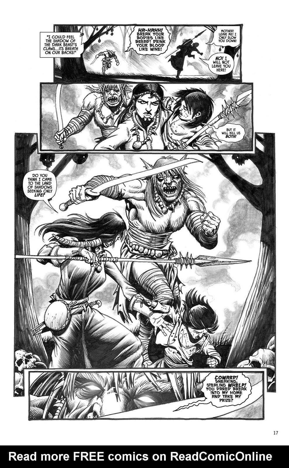 Creepy (2009) Issue #5 #5 - English 19