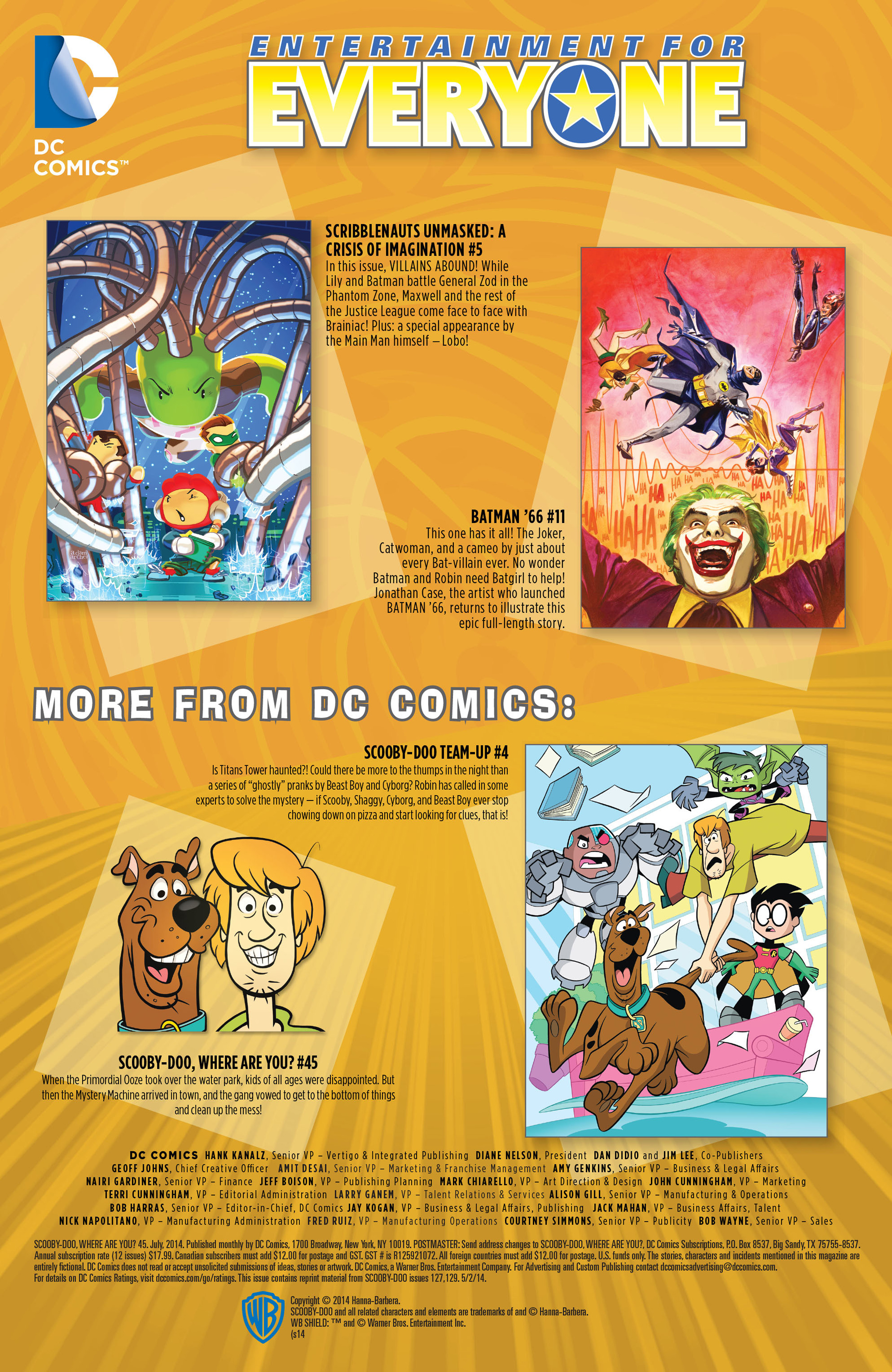 Read online Scooby-Doo: Where Are You? comic -  Issue #45 - 22