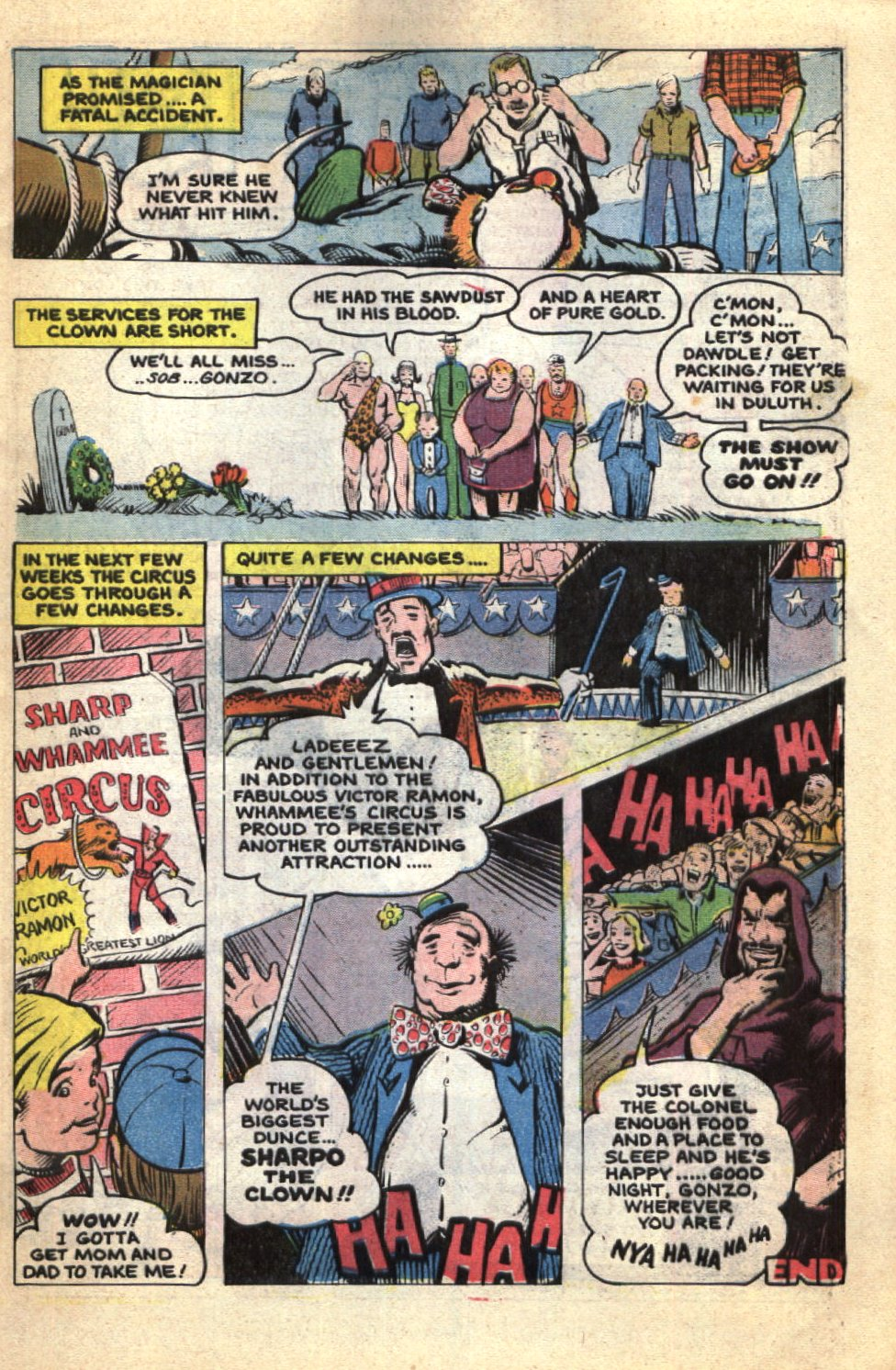 Read online Scary Tales comic -  Issue #10 - 9