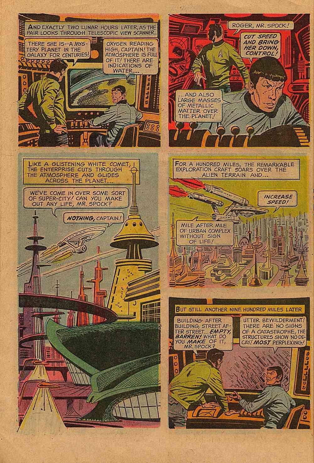 Star Trek (1967) Issue #3 #3 - English 5