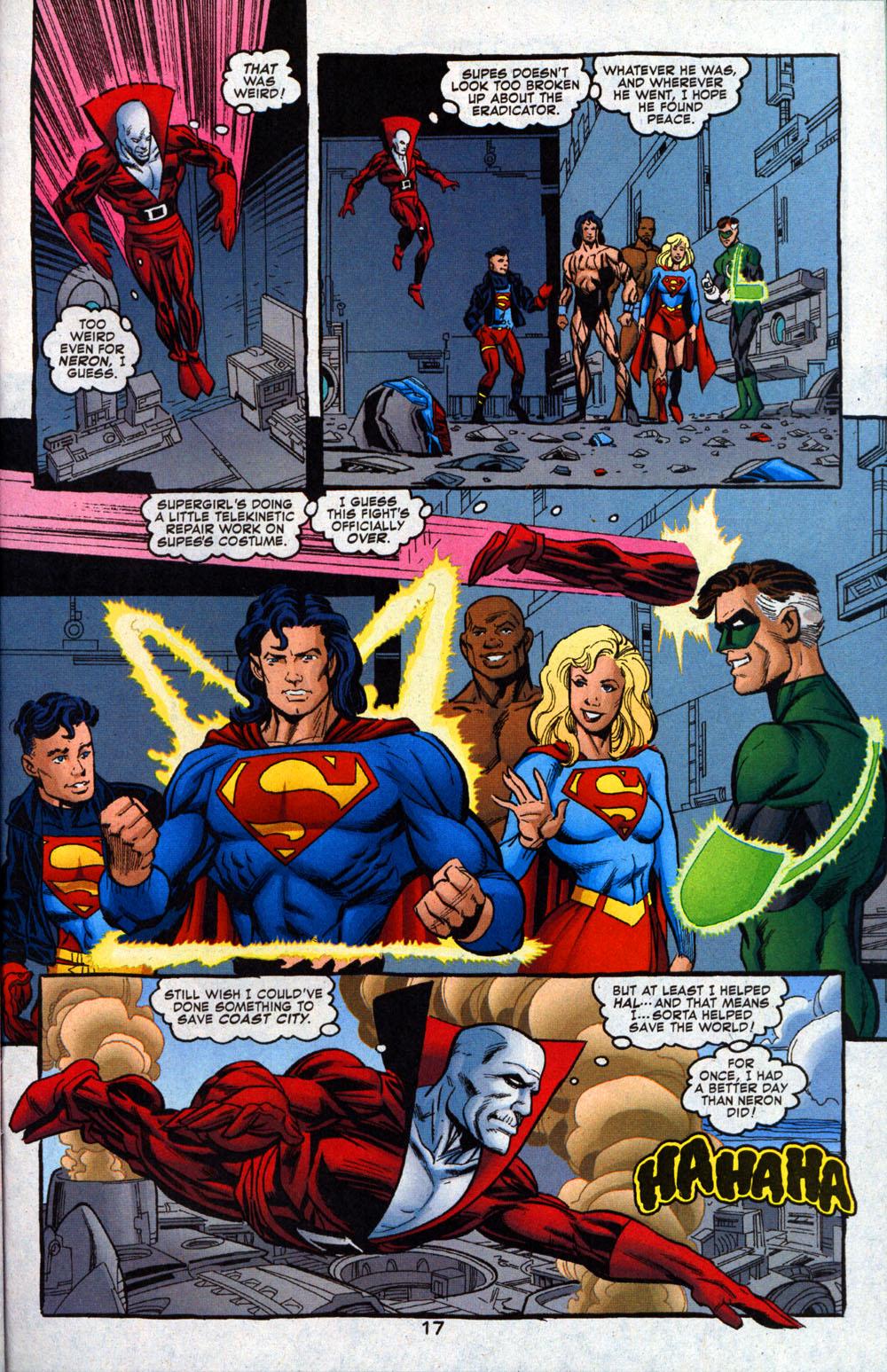 Read online Deadman: Dead Again comic -  Issue #4 - 18