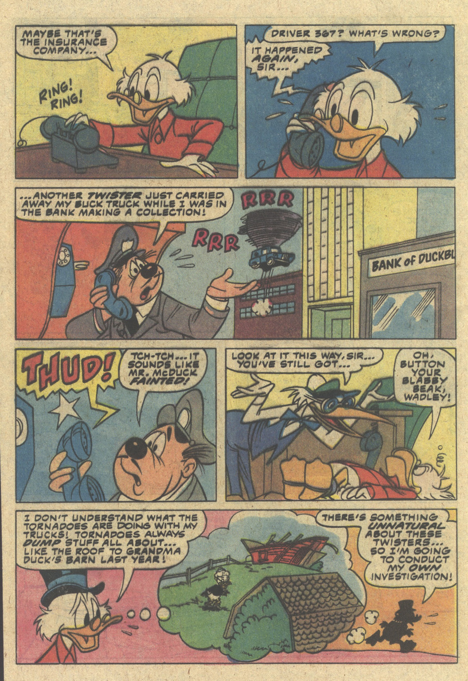 Uncle Scrooge (1953) Issue #188 #188 - English 20