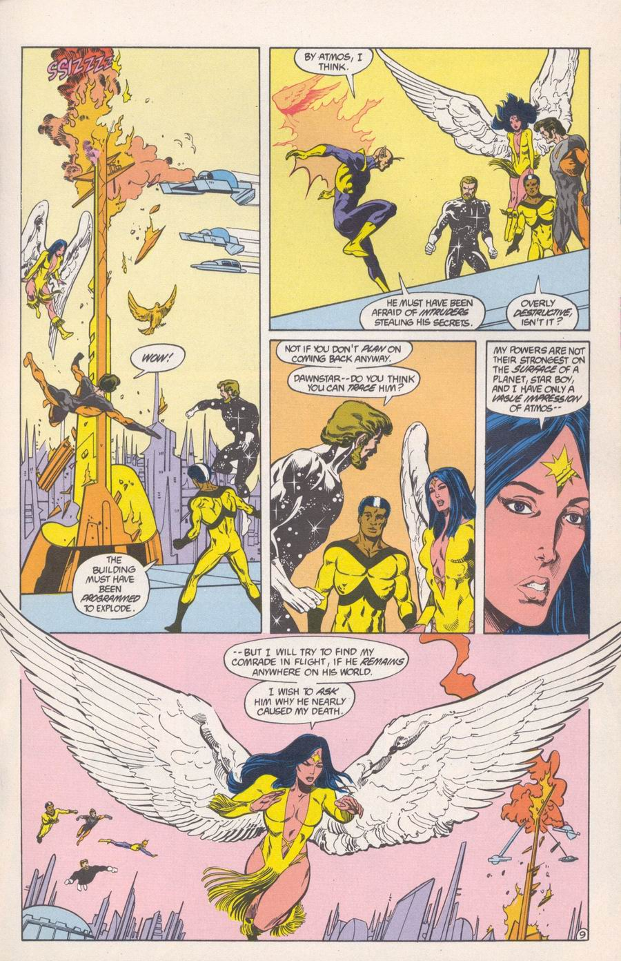 Tales of the Legion Issue #353 #40 - English 10