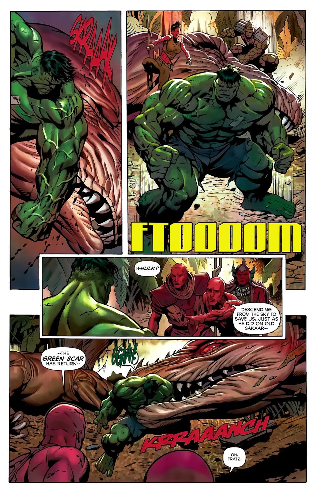 Incredible Hulks (2010) Issue #623 #13 - English 14
