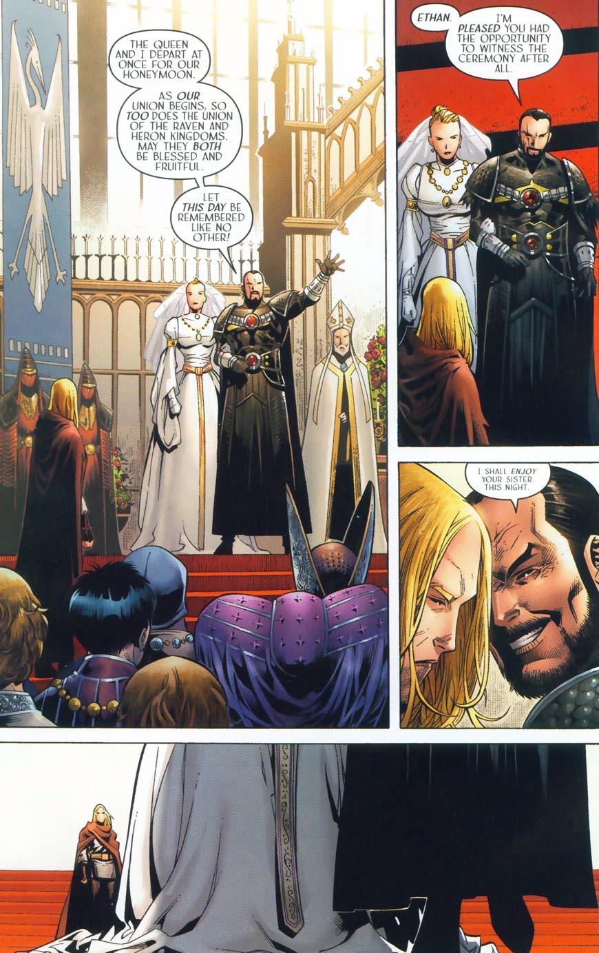 Read online Scion comic -  Issue #36 - 9