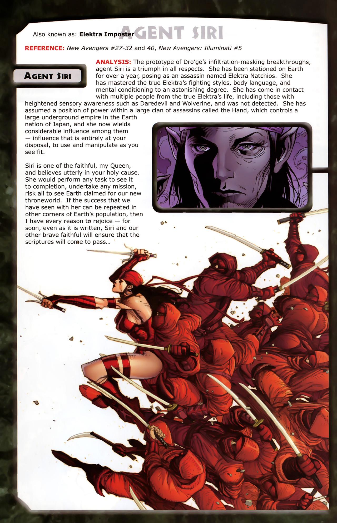 Read online Skrulls! comic -  Issue # Full - 44