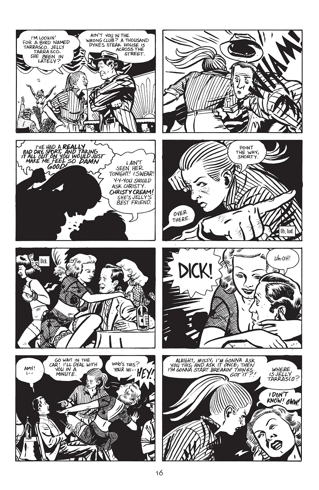 Stray Bullets Issue #18 #18 - English 18
