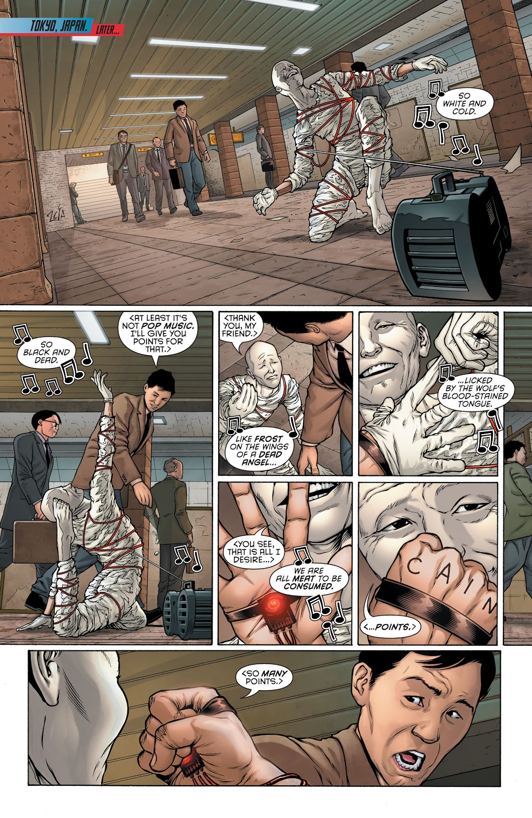 Nightwing (2011) Issue #30 #32 - English 24