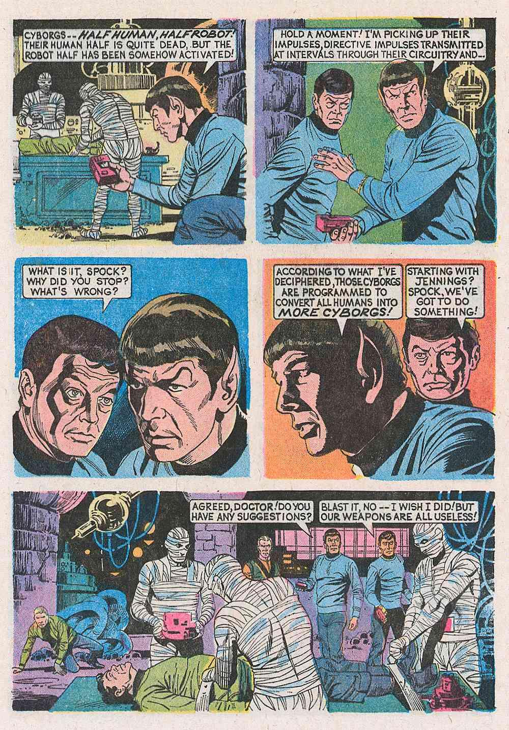 Star Trek (1967) Issue #21 #21 - English 16